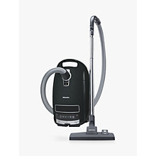 Buy Miele Complete C3 PowerLine, Black Online at johnlewis.com