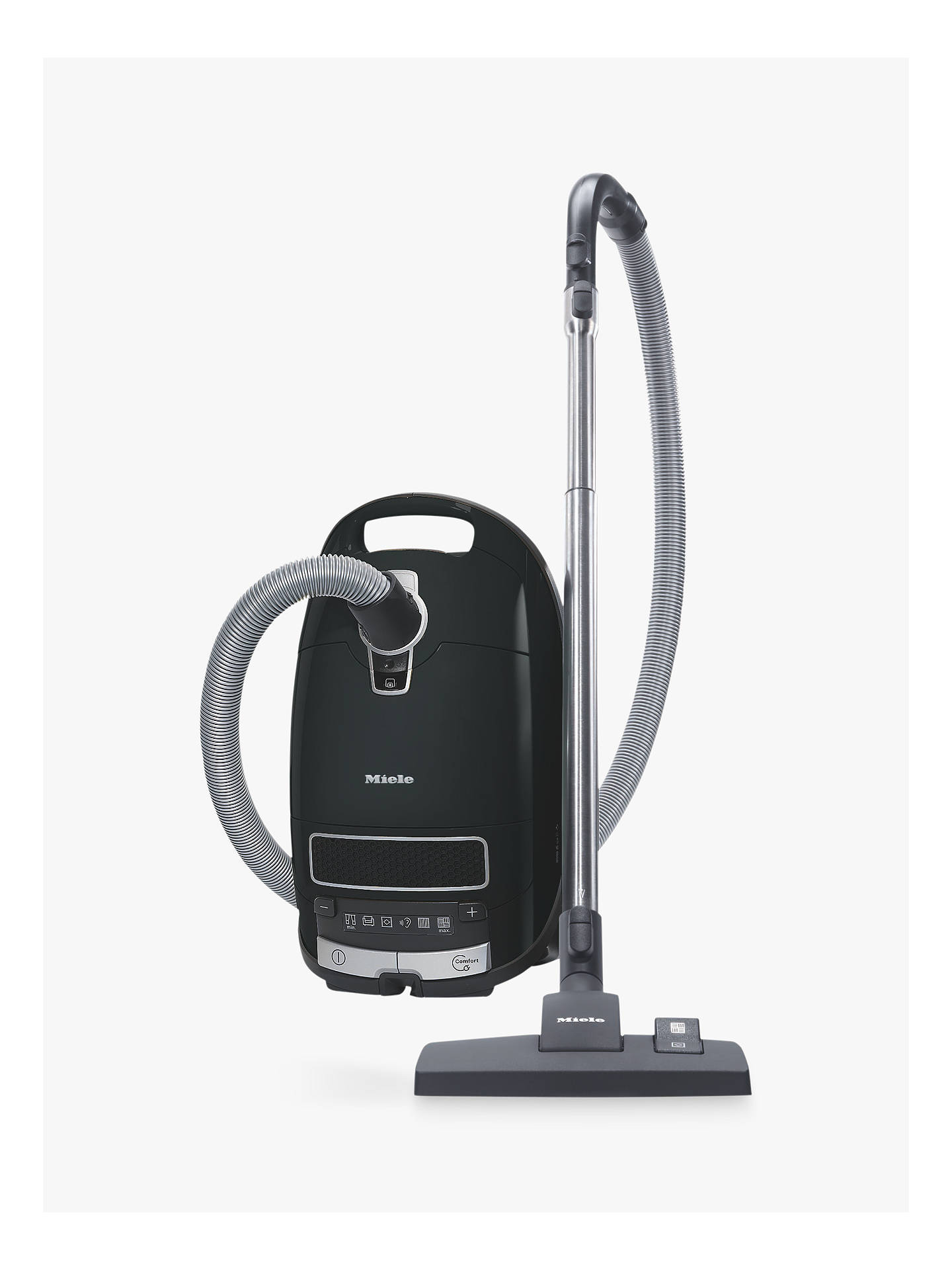 BuyMiele Complete C3 PowerLine, Black Online at johnlewis.com