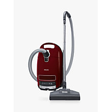 Buy Miele Complete C3 Cat and Dog PowerLine, Red Online at johnlewis.com