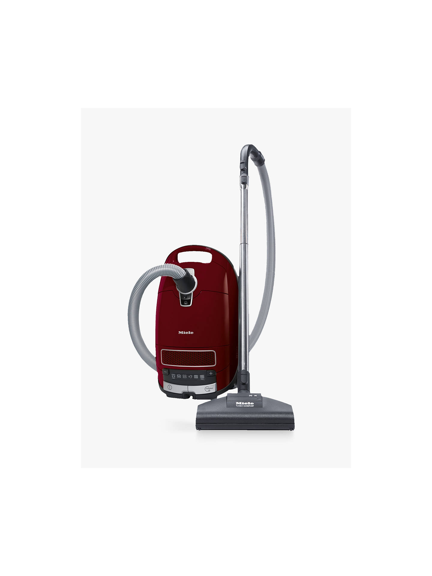 Miele Complete C3 Cat and Dog PowerLine, Red