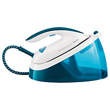 Buy Philips GC6830/26 PerfectCare Compact Essential Steam Generator Iron Online at johnlewis.com