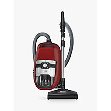 Buy Miele Blizzard CX1 Cat and Dog PowerLine Cylinder Vacuum Cleaner, Autumn Red Online at johnlewis.com