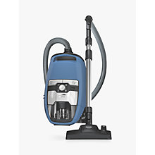 Buy Miele Blizzard CX1 PowerLine Cylinder Vacuum Cleaner, Blue Online at johnlewis.com