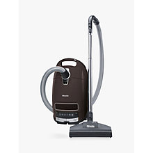Buy Miele Complete C3 Total Solution Allergy PowerLine, Havana Brown Online at johnlewis.com