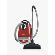 Buy Miele Complete C2 Cat & Dog PowerLine, Red Online at johnlewis.com