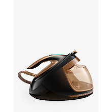 Buy Philips GC9682/86 PerfectCare Elite Plus Steam Generator Iron, Black/Gold Online at johnlewis.com