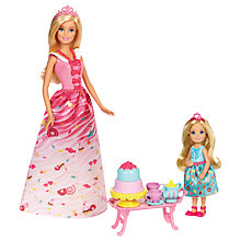 Buy Barbie Dreamtopia Princess Tea Party Online at johnlewis.com