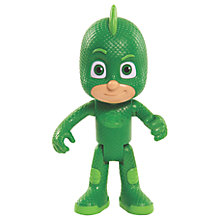 Buy PJ Masks Deluxe Talking Gekko Figure Online at johnlewis.com