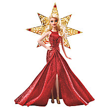 Buy Barbie 2017 Holiday Doll Online at johnlewis.com