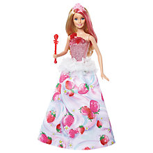 Buy Barbie Dreamtopia Sweetville Princess Online at johnlewis.com