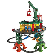 Buy Thomas & Friends Super Station Playset Online at johnlewis.com