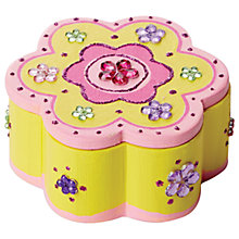 Buy Melissa & Doug Decorate Your Own Wooden Flower Box Online at johnlewis.com