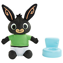 Buy Bing Bunny Toilet Train Bing Online at johnlewis.com