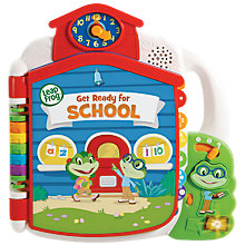 Buy LeapFrog Get Ready For School Electronic Book Online at johnlewis.com