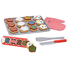 Buy Melissa & Doug Cookie Set Online at johnlewis.com