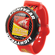 Buy VTech Kidizoom Cars 3 Lightning McQueen Camera Watch Online at johnlewis.com