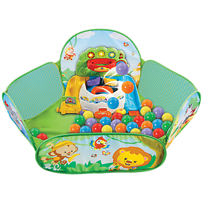 Image of VTech Baby Pop-a-Ball Pit