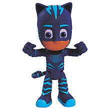 Buy PJ Masks Deluxe Talking Catboy Figure Online at johnlewis.com