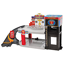 Buy Disney Pixar Cars 3 Piston Cup Racing Garage Playset Online at johnlewis.com
