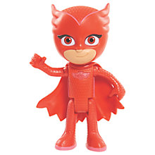 Buy PJ Masks Deluxe Talking Owlette Figure Online at johnlewis.com