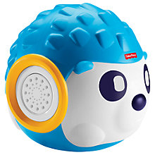 Buy Fisher-Price Think & Learn Rhythm N Roll Hedgehog Online at johnlewis.com