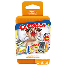 Buy Shuffle Operation Card Game Online at johnlewis.com
