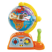 Buy VTech Light & Flight Discovery Globe Online at johnlewis.com