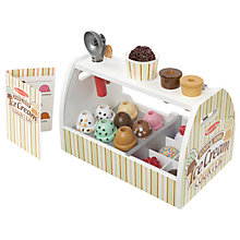 Buy Melissa & Doug Scoop And Serve Ice Cream Counter Online at johnlewis.com