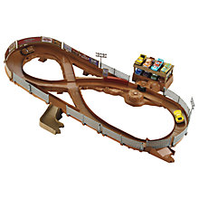 Buy Disney Pixar Cars 3 Thunder Hollow Criss Cross Playset Online at johnlewis.com