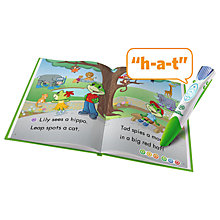 Buy LeapFrog LeapReader Reading And Writing System, Green Online at johnlewis.com