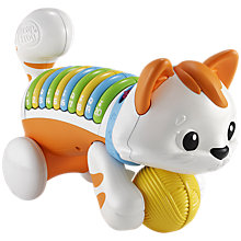 Buy LeapFrog Count & Crawl Kitty Online at johnlewis.com