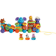 Buy VTech GearZooz Gear Up & Go Train Online at johnlewis.com
