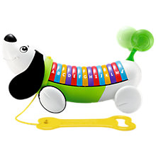 Buy LeapFrog AlphaPup, Green Online at johnlewis.com