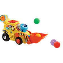 Buy VTech Pop-a-Ball Pop & Drop Digger Online at johnlewis.com