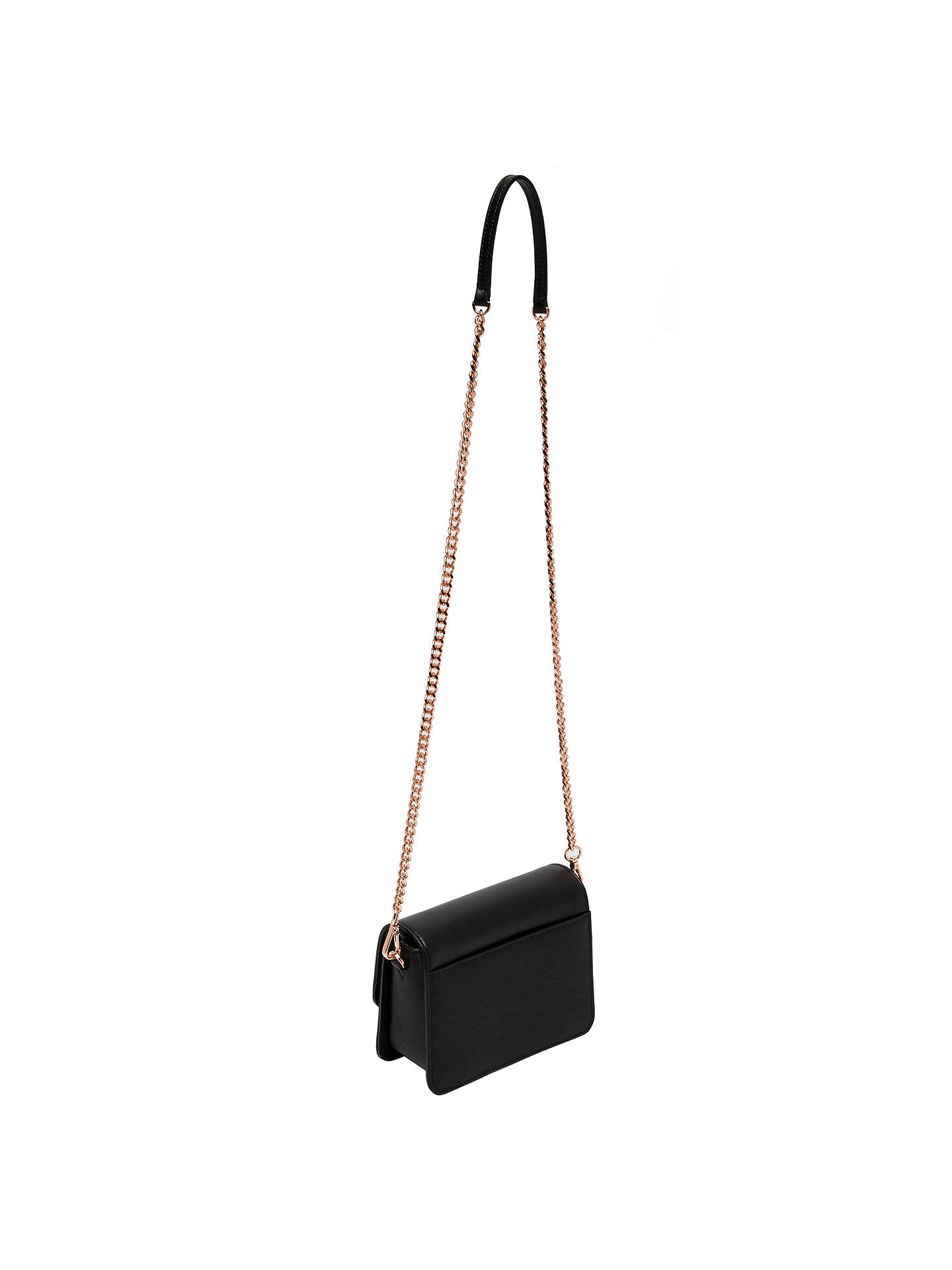 f9b2c8e6db8a9 ... Buy Ted Baker Bow Detail Leather Cross Body Bag
