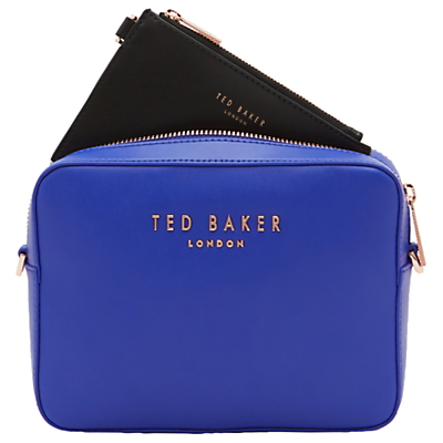Ted Baker Emilii Leather Across Body Bag