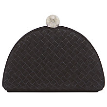 Buy Ted Baker Hallii Crystal Bobble Clasp Clutch Bag Online at johnlewis.com