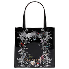Buy Ted Baker Enchanted Dream Magical Small Icon Shopper Bag Online at johnlewis.com