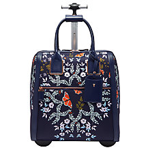 Buy Ted Baker Dafni Kyoto Gardens Travel Bag, Mid Blue Online at johnlewis.com