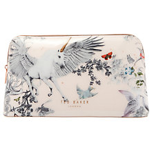 Buy Ted Baker Mary Enchanted Dream Wash Bag Online at johnlewis.com