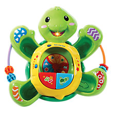 Buy VTech Baby Pop-a-Ball Rock & Pop Turtle Online at johnlewis.com