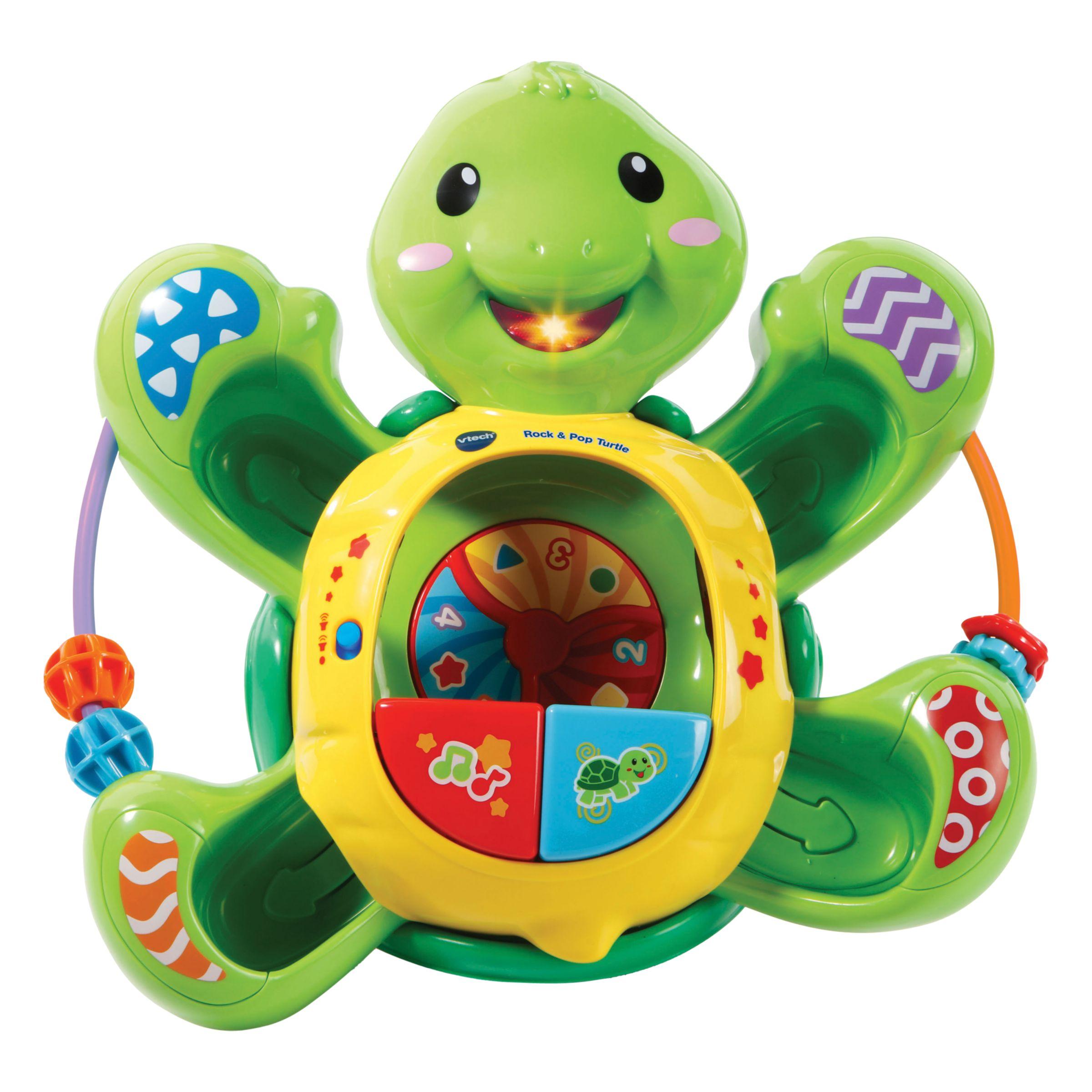 Vtech VTech Baby Pop-a-Ball Rock & Pop Turtle