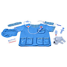 Buy Melissa & Doug Vet Dress Up Costume Online at johnlewis.com