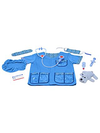 Melissa & Doug Vet Children's Costume, 3-6 years