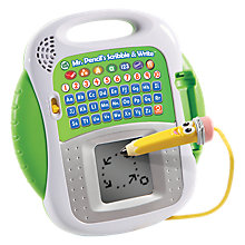 Buy LeapFrog Mr. Pencil's Scribble & Write Online at johnlewis.com