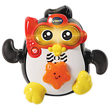 Buy VTech Splash & Swim Penguin Online at johnlewis.com