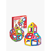 Buy Magformers 30 Piece Construction Set Online at johnlewis.com