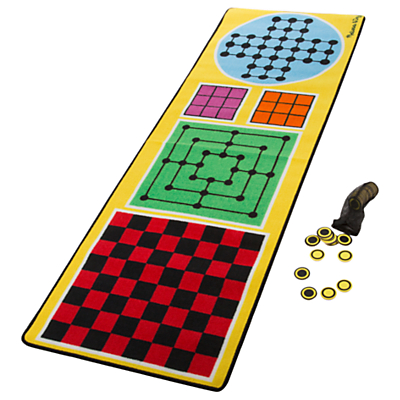 Image of Melissa & Doug 4 In 1 Game Rug