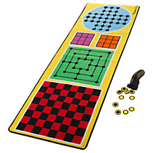Buy Melissa & Doug 4 In 1 Game Rug Online at johnlewis.com
