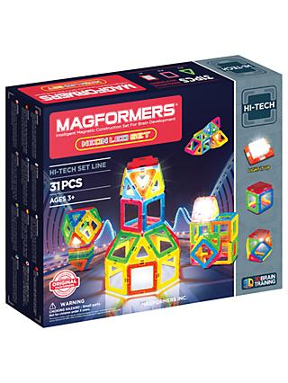 Magformers Hi-Tech Neon LED Set